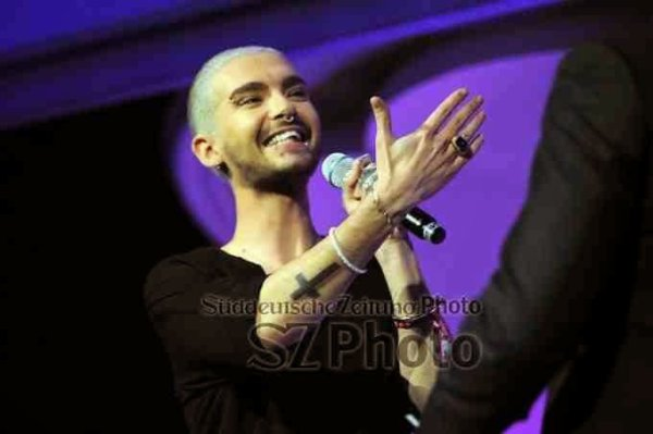 [NEW PICS] Bill Kaulitz @ Best Brands Awards Show - Fashion Brand Category [Munich, Germany - 11.02.2015]