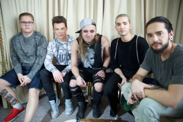 23 Mars, 2015 Berlin  - Entrevue pour Berlin Métal TV