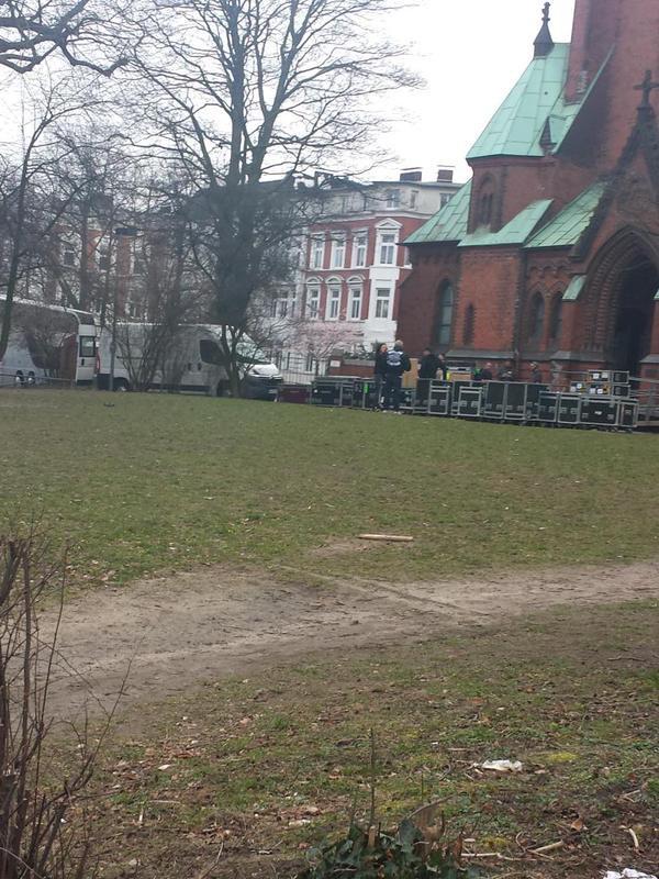 Photos Hambourg le 24 mars 2015
