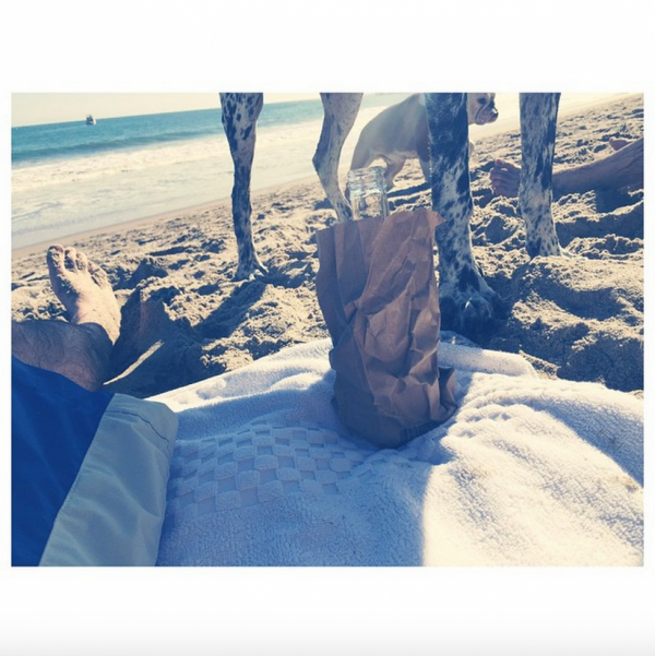 Bill instagram : #beachdays ☀️?.  journéesàlaplage ☀️?
