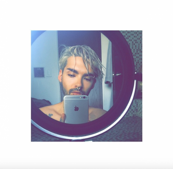"Bill instagram : ""Mirror Selfie..."""