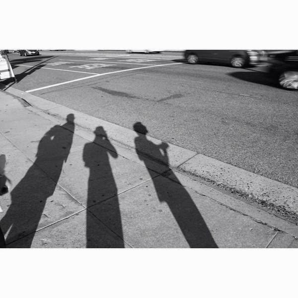 """Bill instagram : """"Shadows..."""""""