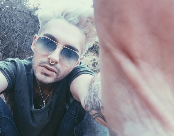 Bill instagram : #selfie #tuesday #studiobreak