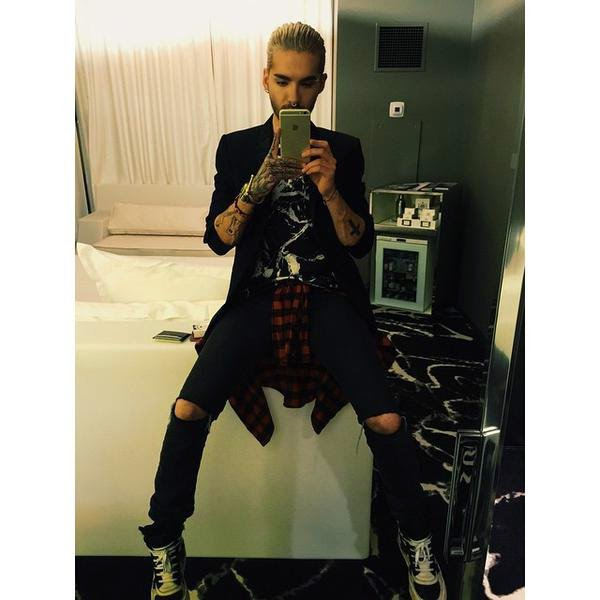 Bill instagram : #Vegas let's go!!!""