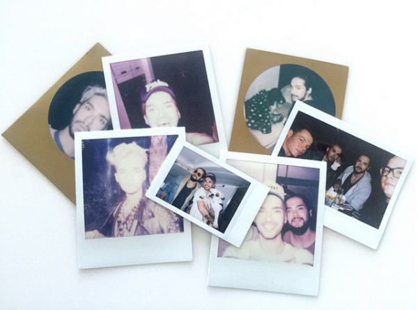 Bill instagram : #polaroids