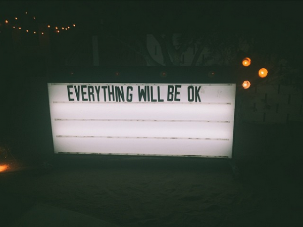 Bill instagram : #everythingwillbeok