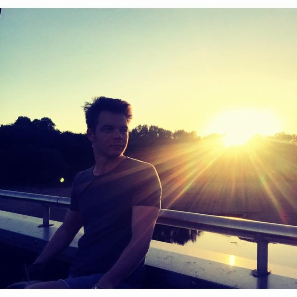 Georg instagram : #today #sundays #sunset le 5 juillet 2015
