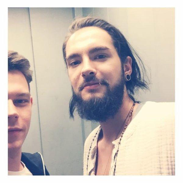 Georg instagram : #torgisback le 13 juillet 2015