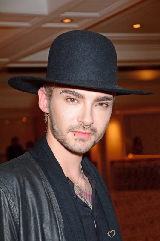 Bill Kaulitz 2016.01.13 Berlin, vernissage J.Blume, Adlon