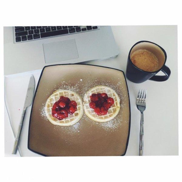 Bill instagram : #coffeebreak #pause café