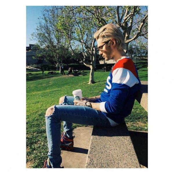 Bill instagram : @the park  @le parc
