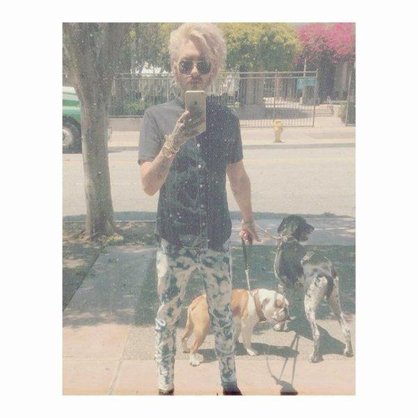 Bill instagram : #doubletrouble