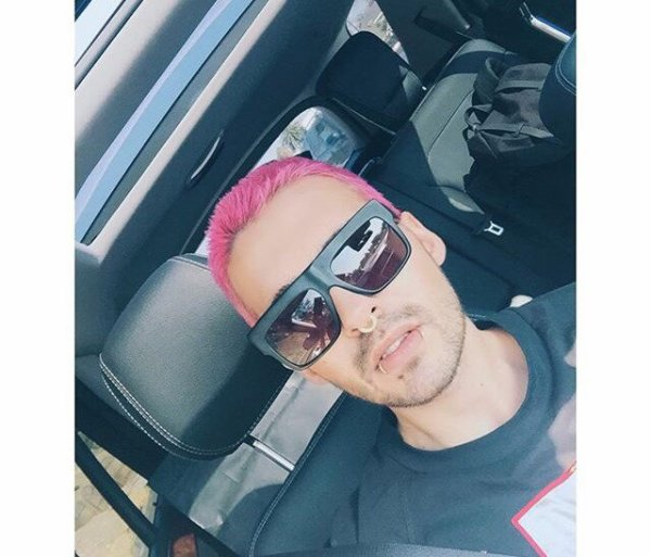 Bill instagram : 😎 #happyweekend