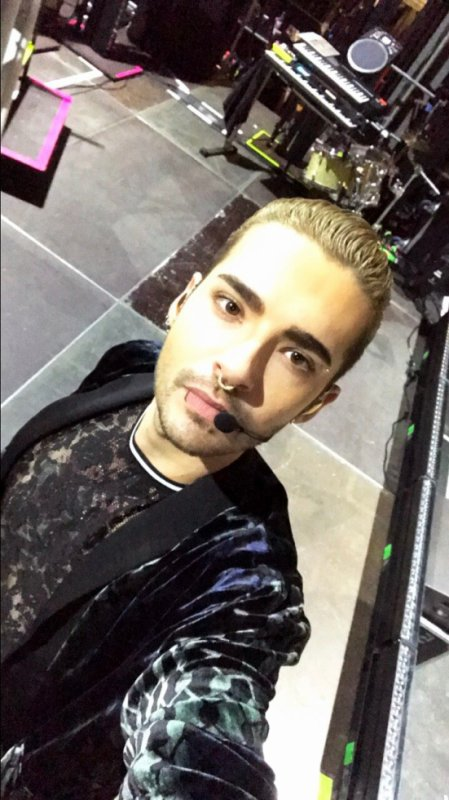 Bill Kaulitz Instagram Story ɪv [31.03.2017] - sᴏᴜɴᴅᴄʜᴇᴄᴋ