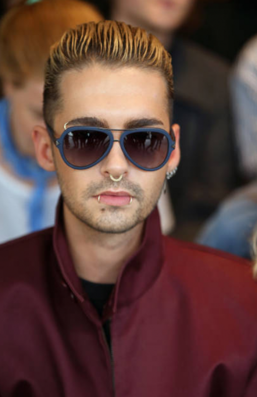 [NEW PICS] Bill Kaulitz @ Malaika Raiss Fashion Show - Berlin, Germany [05.07.2017]