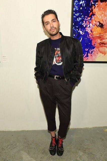 [NEW PICS] Bill & Tom Kaulitz at Life Art Festival 2018 (Emulsion Art Exhibition Reception) [Los Angeles, CA - 22.03.2018]