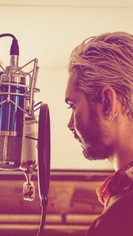 Bill au Riverside Studios