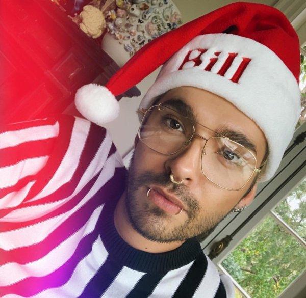 Bill instagram : hi