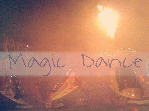 #.... Magic Dance.... #.
