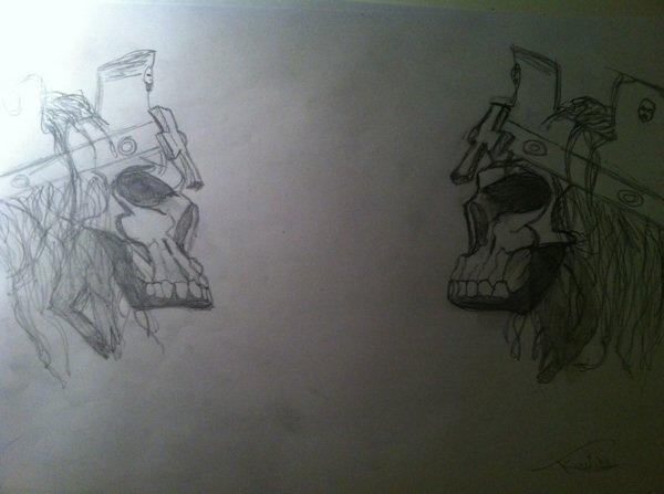 Dessin que j'ai dessiné