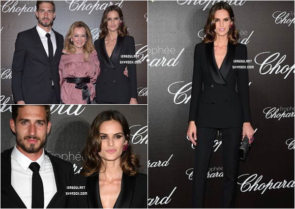 22/05/2017 • EVENTS • Photocall Trophées Chopard