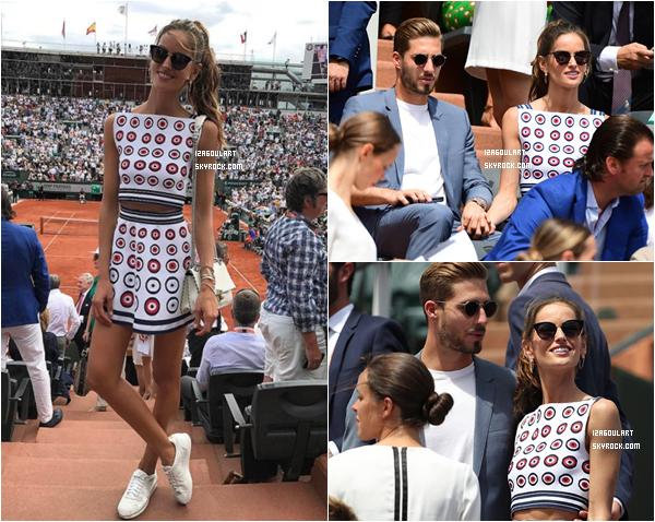 11/06/2017 • CANDIDS • Roland Garros