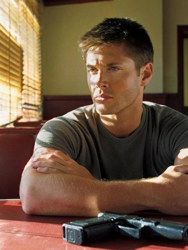 Mon style de mec et mon acteur préféré Jensen Ackles.