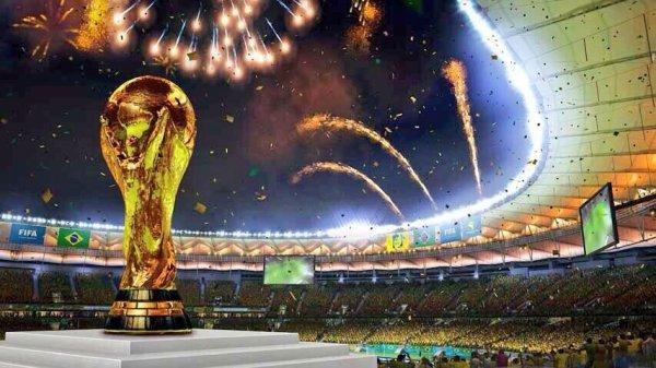 64 Matchs 32 Pays 12 Stades 4 ans d'attente La Coupe du Monde 2014, c'est ce soir !