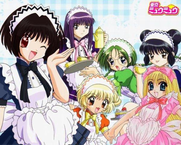 Chapitre 2 : Les soeurs Shirokuro sur la défensive