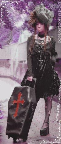 4éme Articles Gothic Lolita