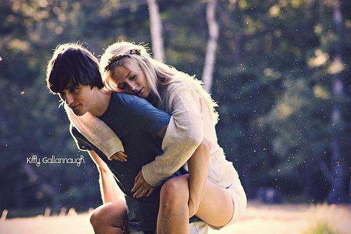 J'étais forte, mais tu es devenu ma seule faiblesse.  ♥