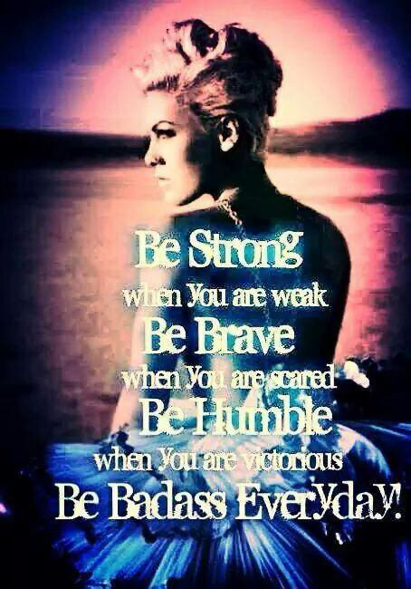 Be Strong ♥·♥♡