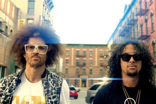 Party Rock Anthem - LMFAO featuring Lauren Benett (2011)