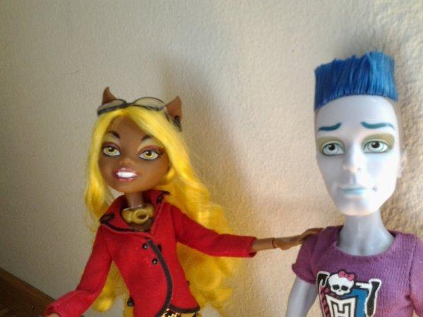2 nouvelles ghouls chez moi !!!