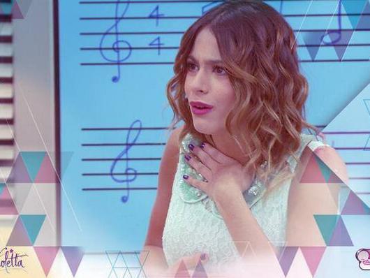 Quel moment vous a touché dans Violetta ?????