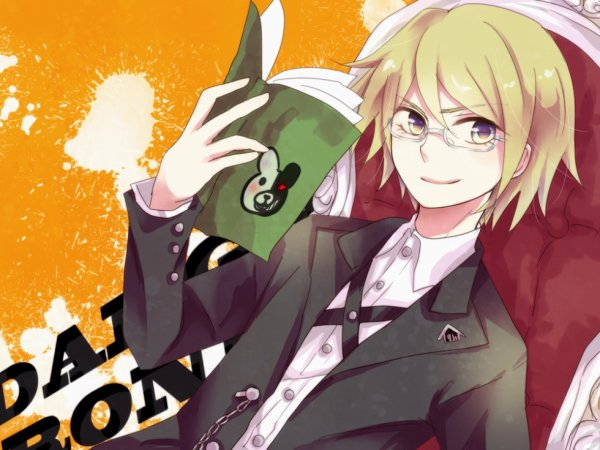 Byakuya Togami- Danganronpa: the animation