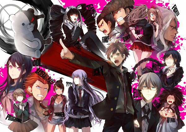 Danganronpa:the animation