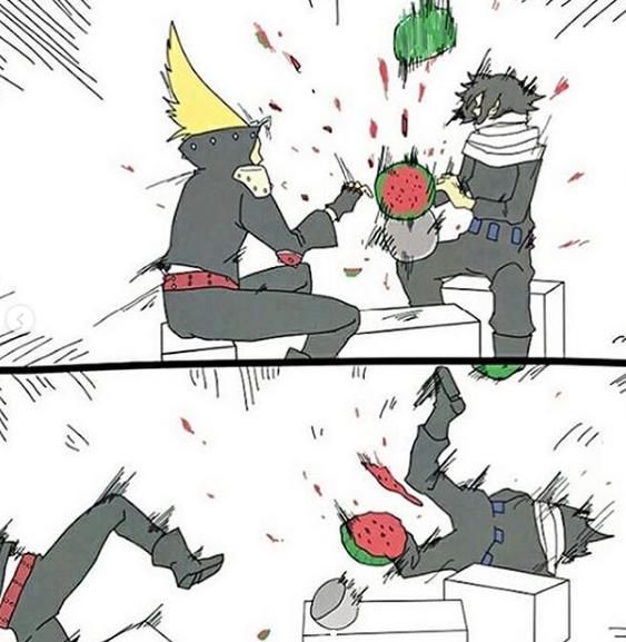 Exploser la pastèque