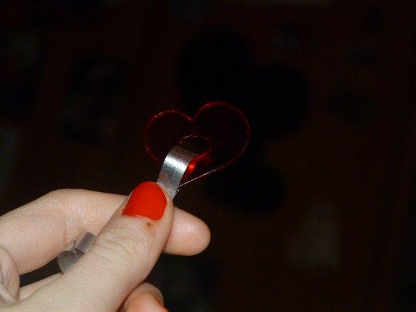 J'ai dans ma tête un petit trésor et je te l'offre car je t'adore. ♥