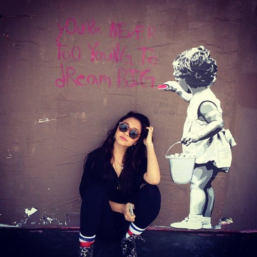 Fiction sur Stella Hudgens.