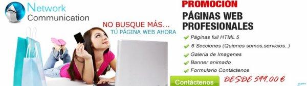 Promo mai 2015 sites Internet full html5