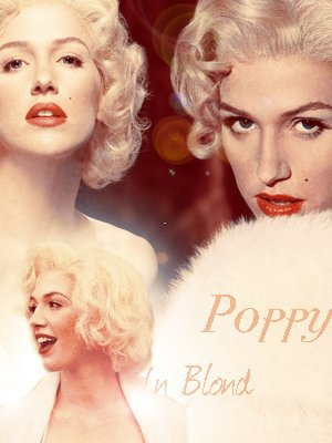 Catégorie > Projets  • 'Blond' •  She was Marylin Monroe !