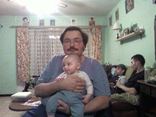 papy patrick et moi dodo
