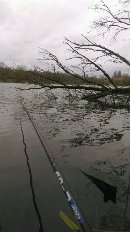 Petite pêche à meurchin à la canne et premier capot 2017