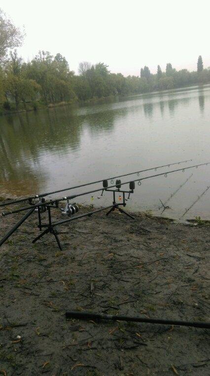 Petite pêche mercredi à la baterie une 15 au tapis