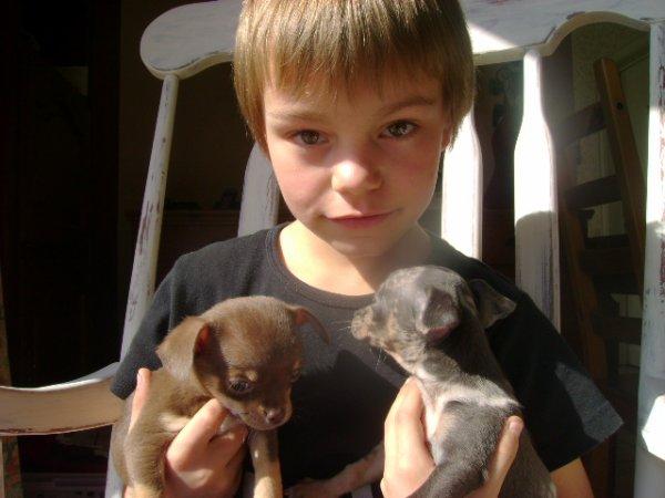 Matty et ces chichi .....