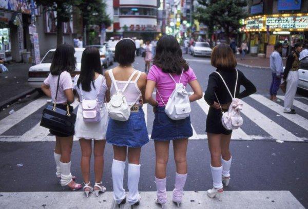 Les japonais sont tous petits
