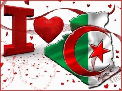 i love algerien