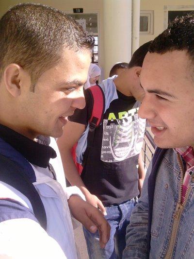 moi fouad avec mon ami toufik