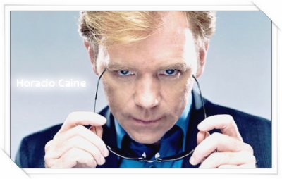 # 3 DAVID CARUSO alias HORACIO CAINE